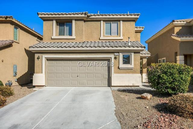 470 Center Green, Las Vegas, NV 89148 (MLS #1971305) :: Realty ONE Group