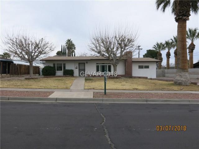 531 M, Boulder City, NV 89005 (MLS #1971520) :: Signature Real Estate Group