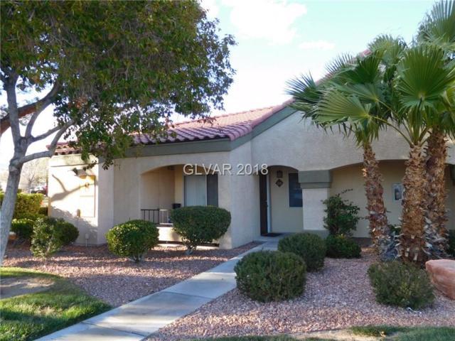 7885 Flamingo #1045, Las Vegas, NV 89147 (MLS #1971591) :: Sennes Squier Realty Group