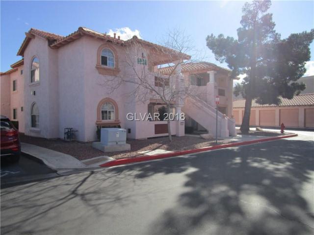 6844 Elm Creek #103, Las Vegas, NV 89108 (MLS #1971599) :: Signature Real Estate Group