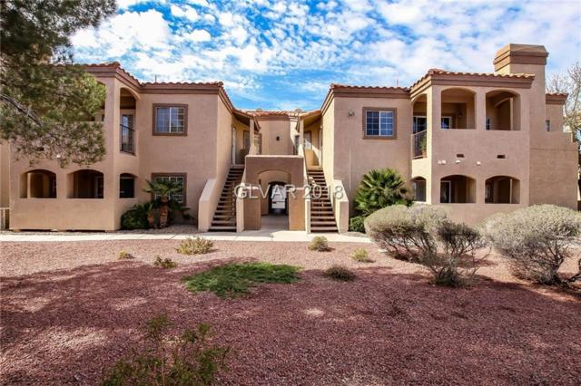 1851 Hillpointe #1321, Henderson, NV 89074 (MLS #1971712) :: Signature Real Estate Group