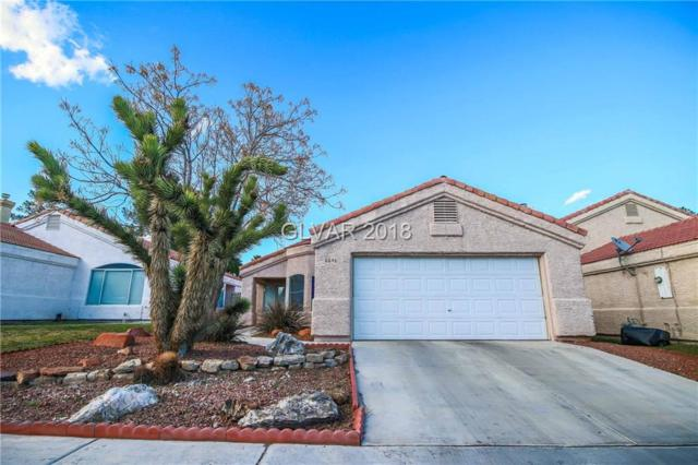 6648 Silver Penny, Las Vegas, NV 89108 (MLS #1971760) :: Realty ONE Group
