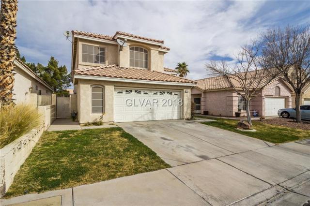 1732 Talon, Las Vegas, NV 89074 (MLS #1971807) :: Realty ONE Group