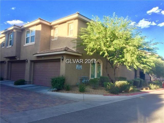 8432 Insignia #101, Las Vegas, NV 89178 (MLS #1971825) :: The Snyder Group at Keller Williams Realty Las Vegas