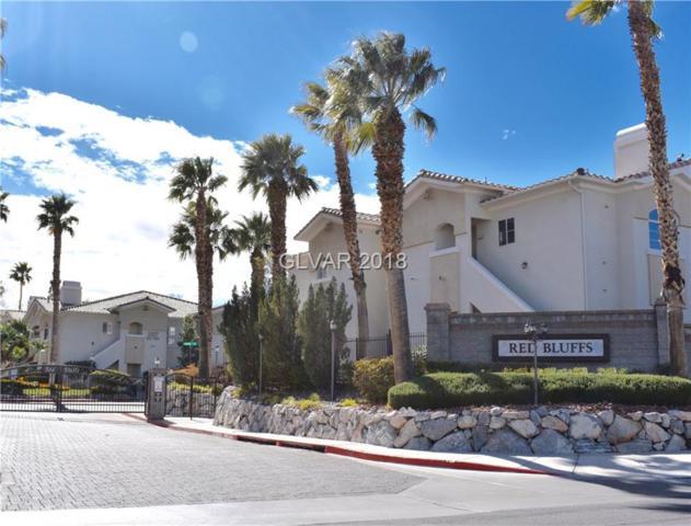 1410 Red Crest #201, Las Vegas, NV 89144 (MLS #1971991) :: Signature Real Estate Group