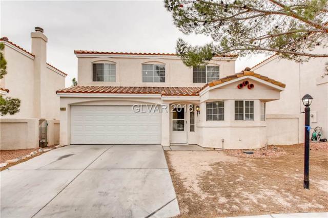 8931 Green Jade, Las Vegas, NV 89129 (MLS #1972060) :: Realty ONE Group