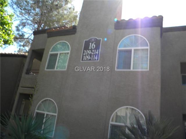 9325 Desert Inn #213, Las Vegas, NV 89117 (MLS #1972226) :: Keller Williams Southern Nevada