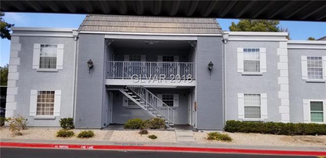 3823 Maryland M7, Las Vegas, NV 89119 (MLS #1972293) :: Sennes Squier Realty Group