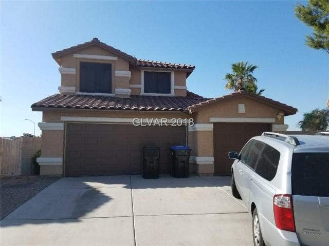 15 Winley Chase, North Las Vegas, NV 89032 (MLS #1972357) :: Realty ONE Group