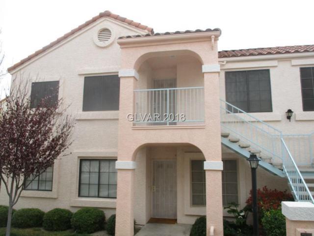 4885 Torrey Pines #204, Las Vegas, NV 89103 (MLS #1972377) :: Sennes Squier Realty Group