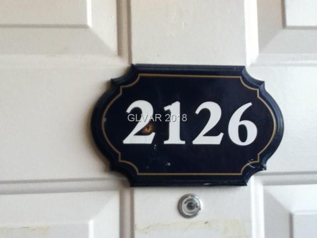 4730 Craig #2126, Las Vegas, NV 89115 (MLS #1972634) :: Signature Real Estate Group