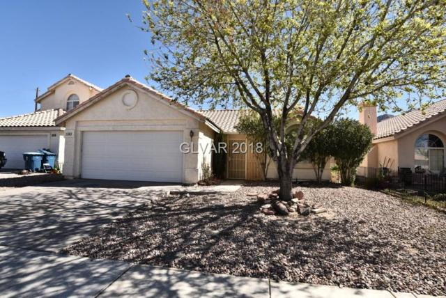 2478 Cavern Cove, Las Vegas, NV 89156 (MLS #1972649) :: Realty ONE Group