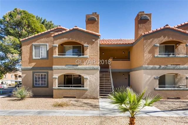 221 Mission Newport #105, Las Vegas, NV 89107 (MLS #1972702) :: Sennes Squier Realty Group