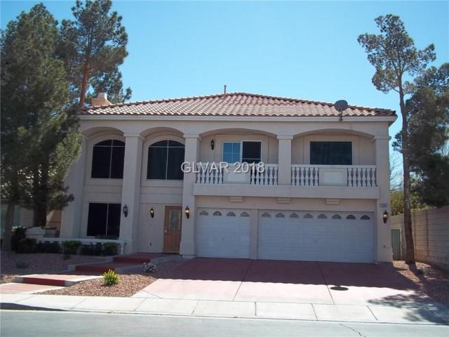 1597 Starlight Canyon, Las Vegas, NV 89183 (MLS #1972760) :: Realty ONE Group