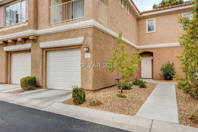 251 Green Valley #3612, Henderson, NV 89052 (MLS #1972790) :: Keller Williams Southern Nevada