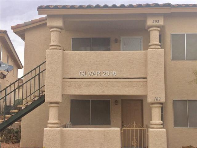 7804 Snowden #202, Las Vegas, NV 89128 (MLS #1972874) :: Signature Real Estate Group
