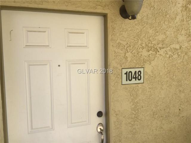 7300 Pirates Cove #1048, Las Vegas, NV 89145 (MLS #1974134) :: Keller Williams Southern Nevada