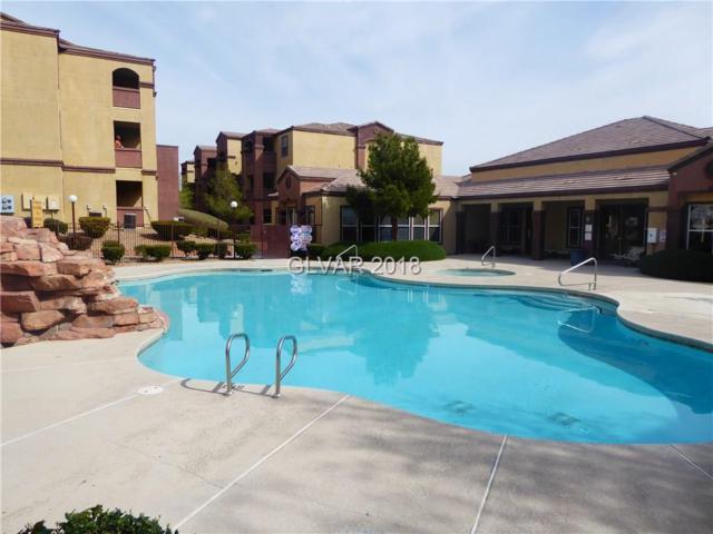 6955 N Durango #1096, Las Vegas, NV 89149 (MLS #1974161) :: Signature Real Estate Group