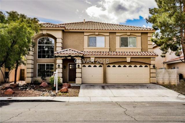 1681 Starlight Canyon, Las Vegas, NV 89183 (MLS #1974212) :: Realty ONE Group