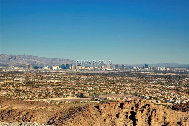 705 Dragon Peak, Henderson, NV 89012 (MLS #1974249) :: Keller Williams Southern Nevada