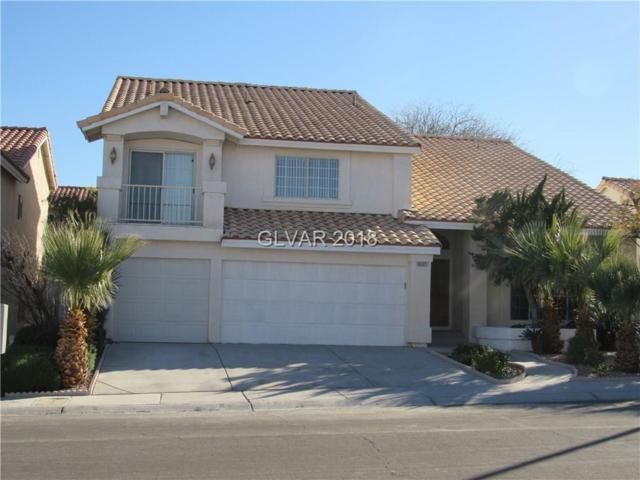 8237 Tivoli Cove, Las Vegas, NV 89128 (MLS #1974313) :: Realty ONE Group