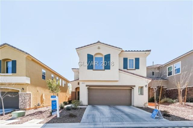 10561 Mount Blackburn, Las Vegas, NV 89166 (MLS #1974472) :: Signature Real Estate Group