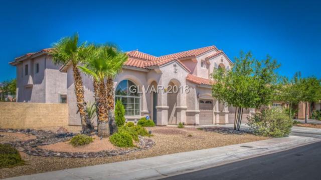 391 Tierras Blancos, Las Vegas, NV 89138 (MLS #1974516) :: Realty ONE Group