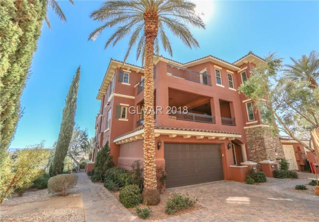 60 Luce Del Sole #3, Henderson, NV 89011 (MLS #1974538) :: Trish Nash Team