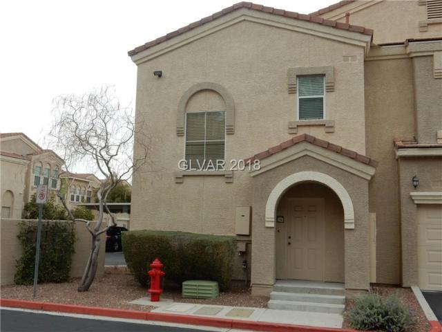 10550 W Alexander #2194, Las Vegas, NV 89129 (MLS #1974593) :: Signature Real Estate Group