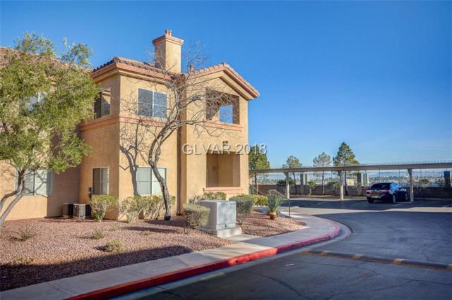 8501 University #2034, Las Vegas, NV 89147 (MLS #1974821) :: Signature Real Estate Group