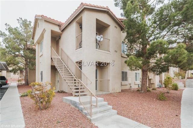 2110 Los Feliz #1032, Las Vegas, NV 89156 (MLS #1974869) :: Keller Williams Southern Nevada