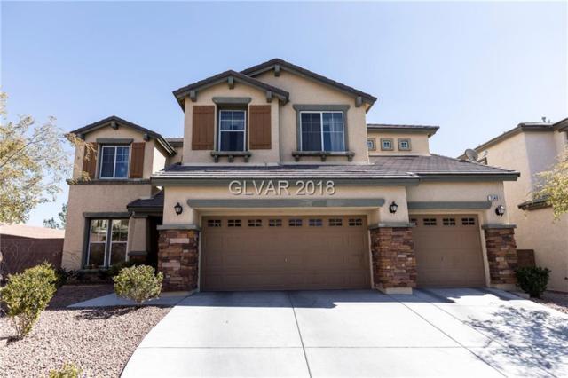 7040 Twin Forks Peak, Las Vegas, NV 89166 (MLS #1974910) :: Signature Real Estate Group