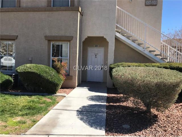 3400 Cabana #1099, Las Vegas, NV 89122 (MLS #1975035) :: Sennes Squier Realty Group
