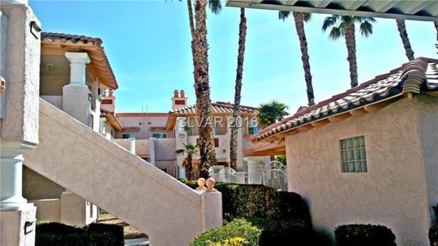6816 Elm Creek #102, Las Vegas, NV 89108 (MLS #1975071) :: Signature Real Estate Group