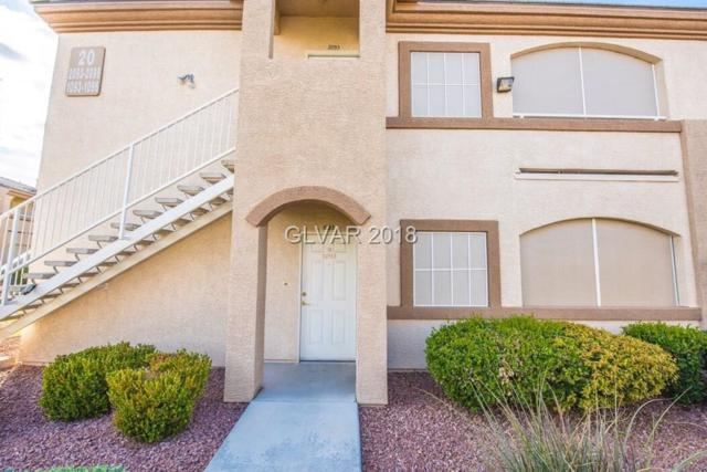 3400 Cabana #1093, Las Vegas, NV 89122 (MLS #1975122) :: Sennes Squier Realty Group