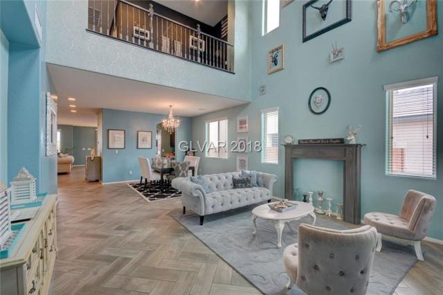 7340 Marbury, Las Vegas, NV 89166 (MLS #1975151) :: Signature Real Estate Group