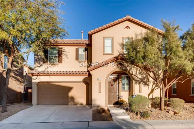 11078 Fort Bowie, Las Vegas, NV 89179 (MLS #1975391) :: Signature Real Estate Group
