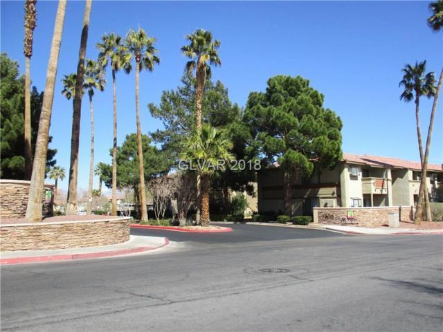 7300 Pirates Cove #2029, Las Vegas, NV 89145 (MLS #1975434) :: Signature Real Estate Group
