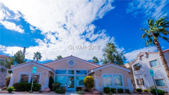 855 Stephanie #2723, Henderson, NV 89014 (MLS #1975456) :: Signature Real Estate Group