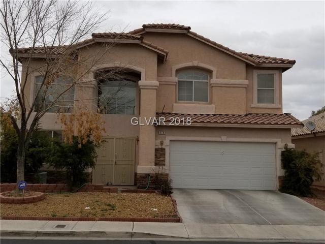 878 Dancing Vines, Las Vegas, NV 89183 (MLS #1975488) :: Keller Williams Southern Nevada