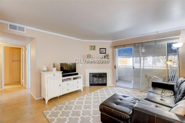 5222 Mandalay Springs #203, Las Vegas, NV 89120 (MLS #1975545) :: Signature Real Estate Group