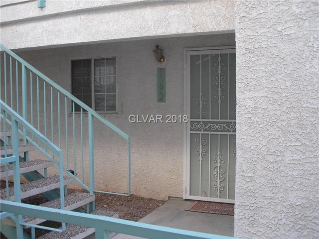 2725 Nellis #1092, Las Vegas, NV 89121 (MLS #1975549) :: Keller Williams Southern Nevada
