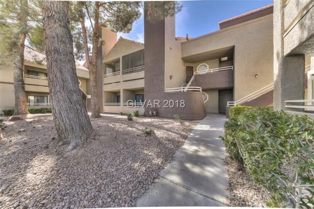 5036 Rainbow Blvd #204, Las Vegas, NV 89118 (MLS #1975621) :: Signature Real Estate Group
