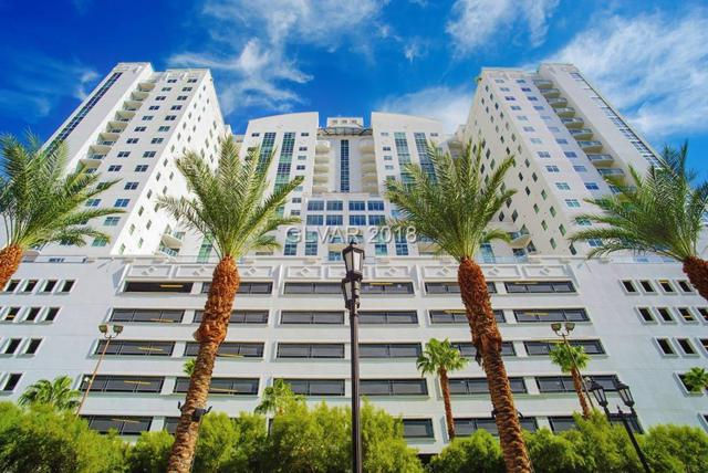 150 N Las Vegas #2110, Las Vegas, NV 89109 (MLS #1975647) :: Signature Real Estate Group