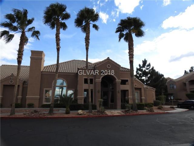 8101 W Flamingo #2074, Las Vegas, NV 89147 (MLS #1975658) :: Signature Real Estate Group