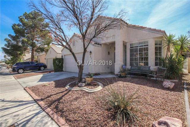 7837 Mission Point, Las Vegas, NV 89149 (MLS #1975712) :: Realty ONE Group