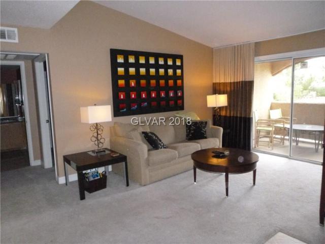 5055 Hacienda #2110, Las Vegas, NV 89118 (MLS #1975787) :: Sennes Squier Realty Group