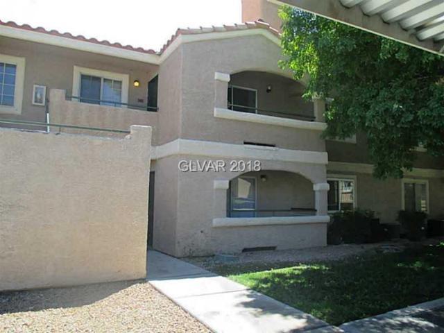 230 Mission Catalina #102, Las Vegas, NV 89107 (MLS #1975831) :: Sennes Squier Realty Group