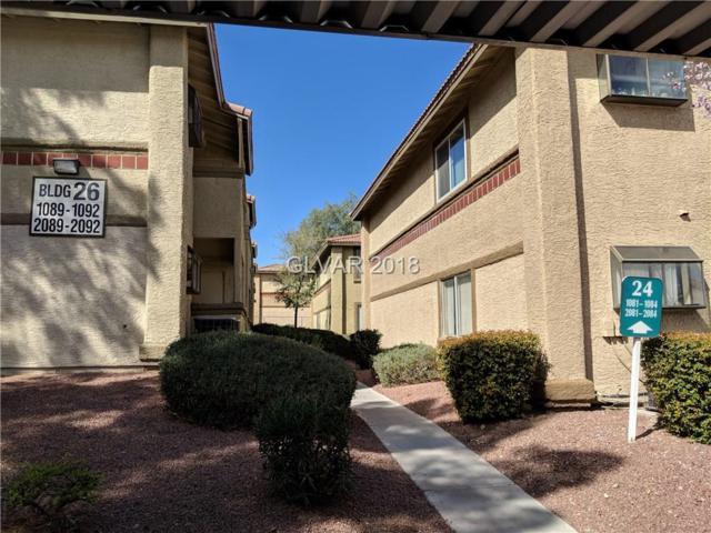 7200 Pirates Cove #1084, Las Vegas, NV 89145 (MLS #1976093) :: The Snyder Group at Keller Williams Realty Las Vegas