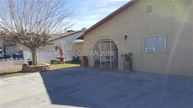 4755 Yuma, Las Vegas, NV 89104 (MLS #1976094) :: Realty ONE Group